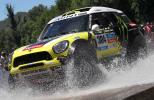 "MINI with Joan ""Nani"" Roma wins the 2014 Dakar Rally"