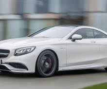 All new S63 AMG Coupe review