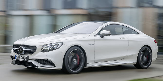 S63 AMG Coupe Set to Debut at the 2014 New York Auto Show