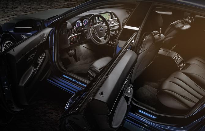 2015 BMW ALPINA B6