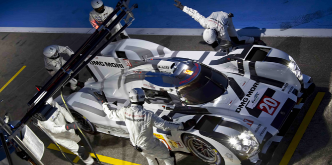 Porsche 919 Hybrid: Paul Richard Makes Final Preperations ahead of WEC