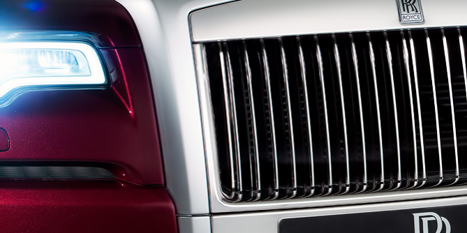 Geneva Auto Show – ROLLS-ROYCE GHOST SERIES II REVEALED