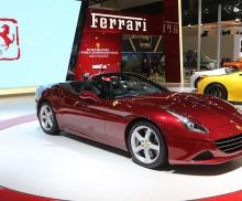 Ferarri Beijing Motor Show 2014