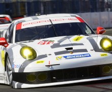Porsche 911 RSR at Long Beach Grand Prix Holds on to GT Le Mans Points Lead