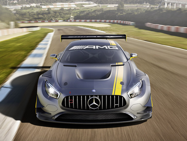 mercedes amg gt3 Review