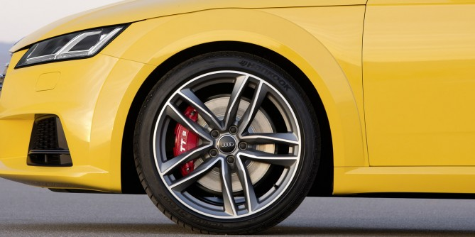 Spring is Here and so is the New 2015 Audi TTS Roadster!