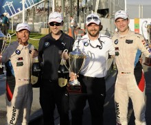 BMW Team RLL Wins at Long Beach