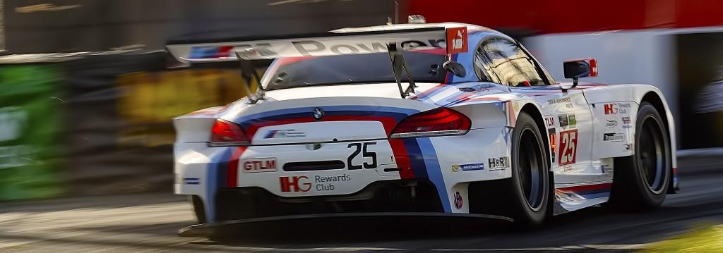 BMW Team RLL Winner