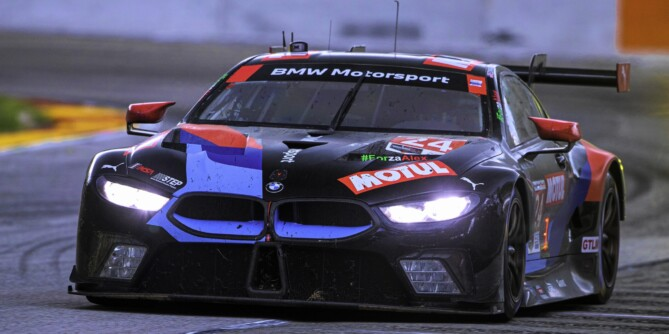 BMW Team RLL Looking to Maintain Podium Momentum at VIR; BMW X5 M to Serve as Safety and Pace Cars.